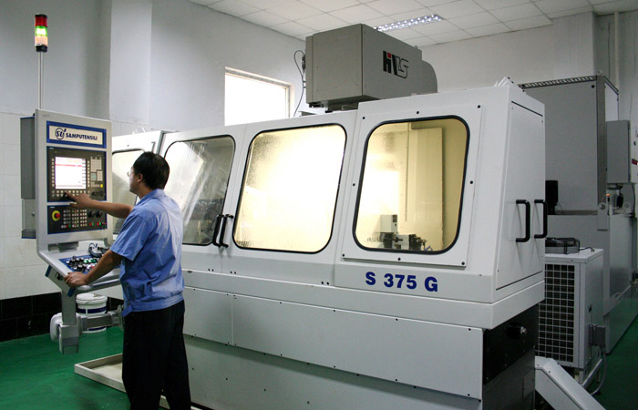 High Precision CNC Gear Grinding Machine