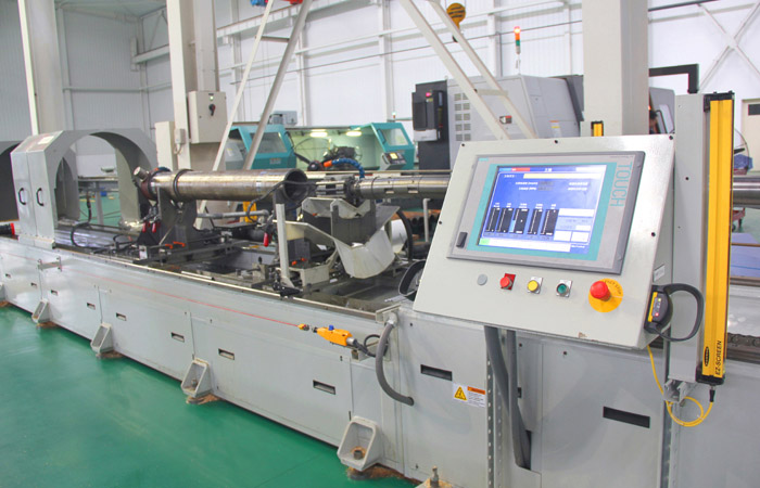 Precision Horizontal Honing Machine
