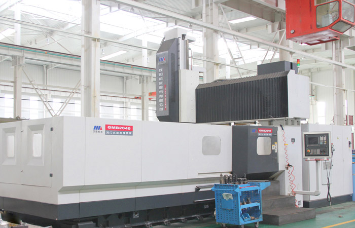 Gantry CNC Boring and Milling Machine